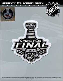 National Emblem 2019 NHL Stanley Cup Final Patch