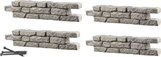 Best faux stone fence Reviews