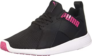 Puma Women's Zod Runner Nm WNS Idp Black-beetroo Sneakers