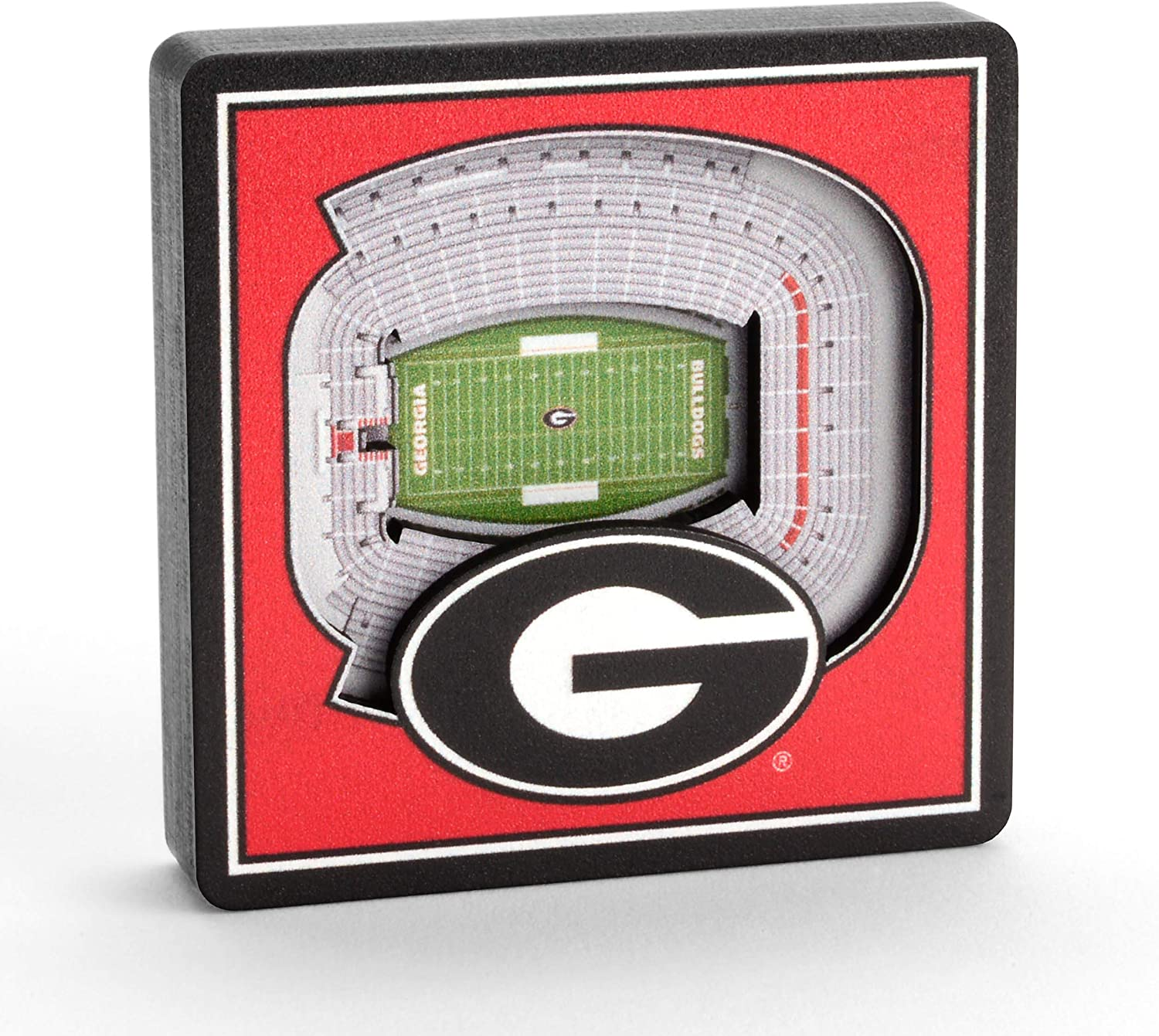 Quality inspection YouTheFan NCAA 3D StadiumView Magnet shopping