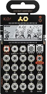 Teenage Engineering PO-33 K.O! Sintetizador de Bolsillo del Operador