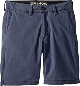 New Order X Overdye Shorts (Big Kids)
