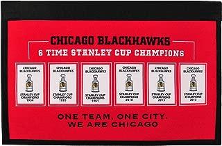 Winning Streak NHL Chicago Blackhawks Rafter Raiser Banner