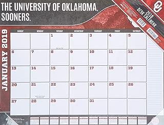 Oklahoma Sooners 2019 Calendar