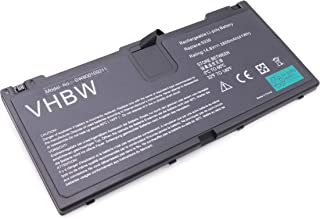 vhbw Li-Polymer batería 2800mAh (14.8V) para Notebook HP ProBook 5330, 5330m y FN04, HSTNN-DB0H, y Otros.