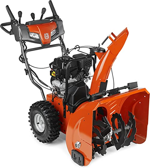 Husqvarna ST224  24-Inch 208cc Two Stage Electric Start Snow Blower