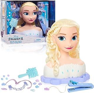 Disney Frozen 2 Deluxe Elsa The Snow Queen Styling Head,...