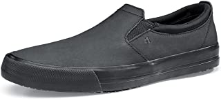 Dames sportschoenen van Shoes for Crews, 36106-40/6,5, stijl: Ollie II, antislip, maat 6,5, zwart