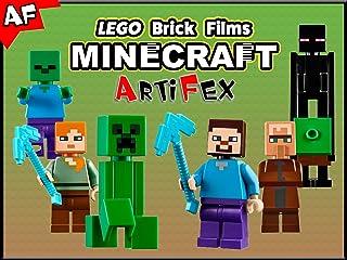 Clip: Lego Brick Films Minecraft - Artifex