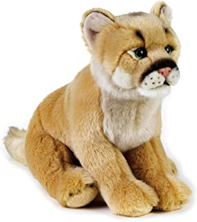 National Geographics 8004332707363 Lelly Medium Mountain Lion (Ngs), Natural