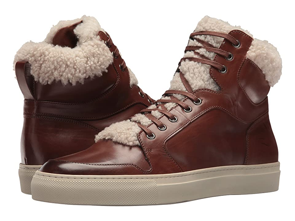 To Boot New York Wooster (Brown Diver/Curly) Men