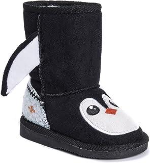 [Muk Luks] ユニセックス?キッズ Kid's Echo Penguin Boots