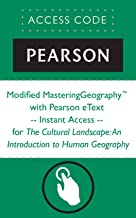Modified MasteringGeography™ with Pearson eText -- Instant Access -- for The Cultural Landscape: An Introduction to Human Geography