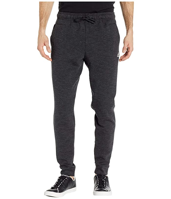 adidas ID Stadium Full Zip Pants (Black/Grey Six) Men