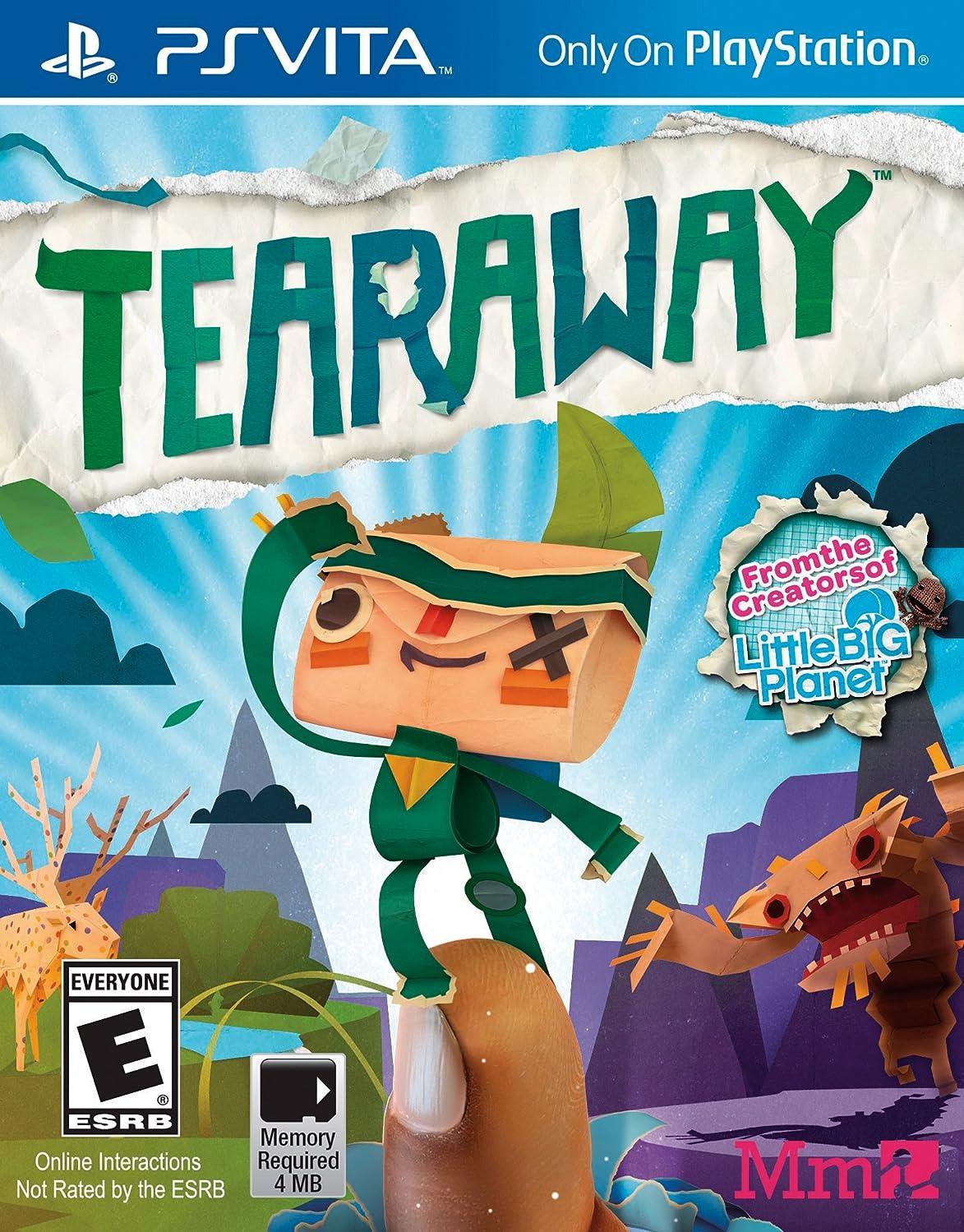 Tearaway  - PS Vita [Digital Code]