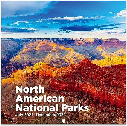 National Parks Calendar
