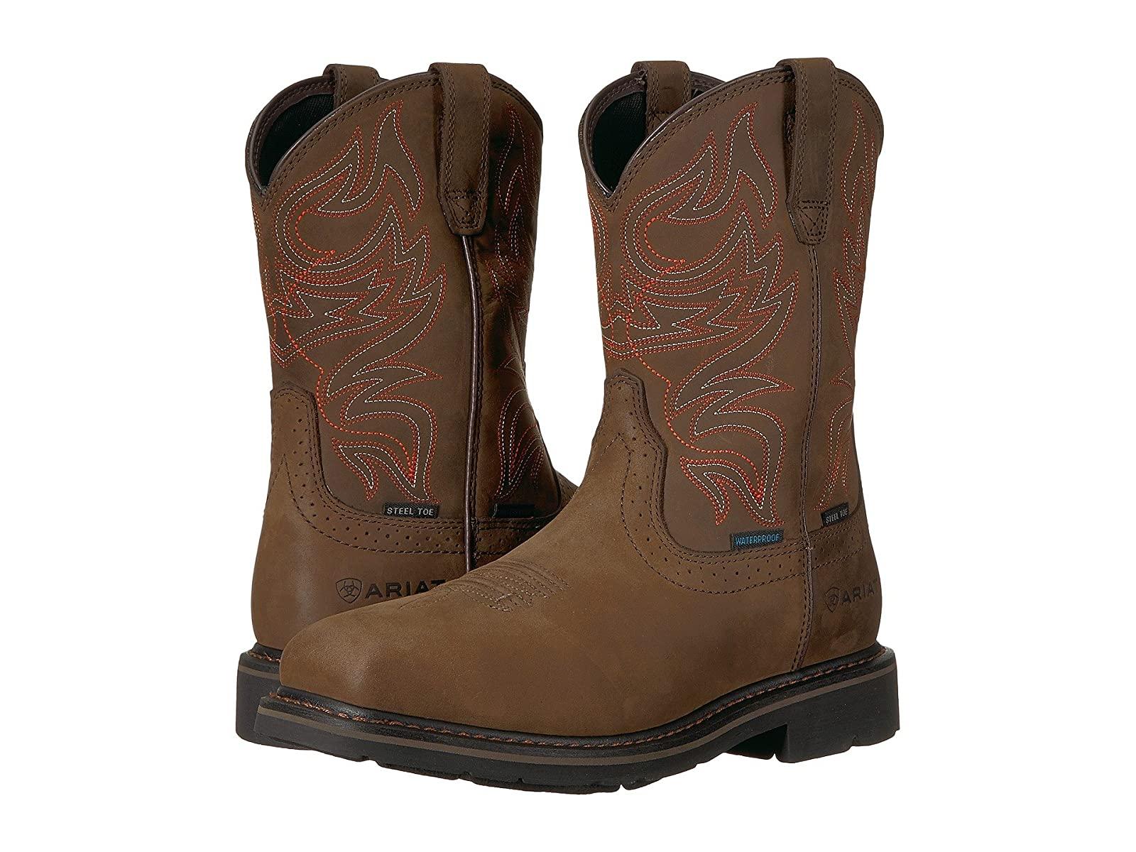 Ariat Sierra Delta H2O Steel ToeSelling fashionable and eye-catching shoes