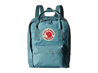 Fjallraven Kanken Mini (Sky Blue) Backpack Bags