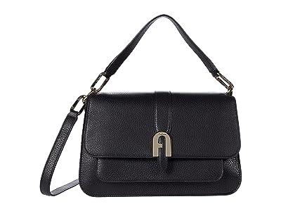 Furla Sofia Grainy Medium Shoulder Bag