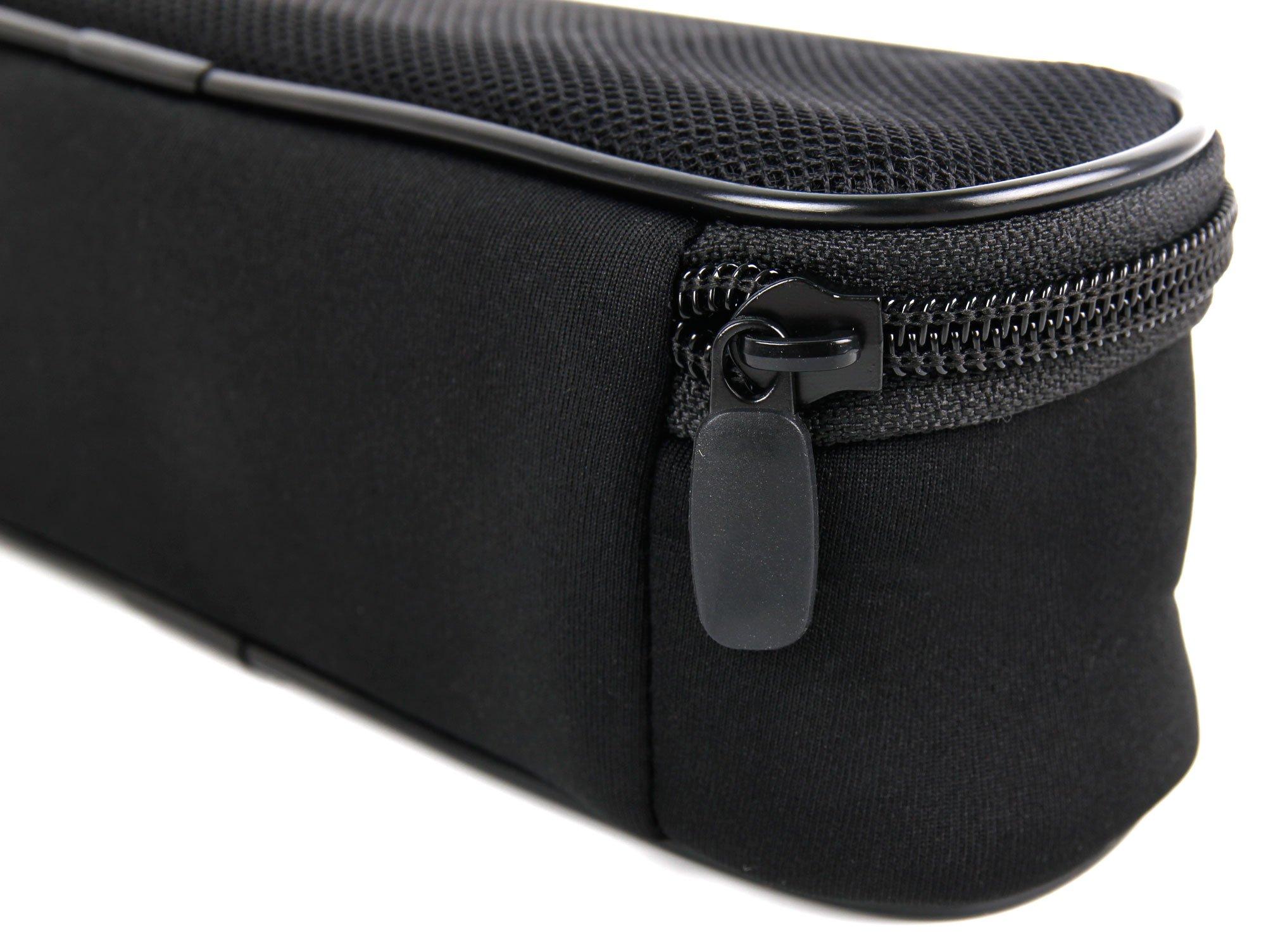Funda de Protección negra para Braun Series 9 9295 CC afeitadora ...