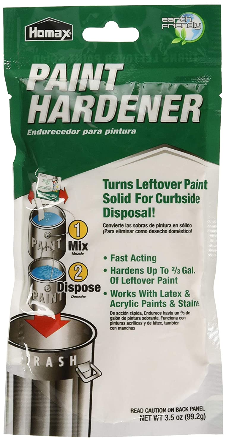 Waste Away Paint Hardener, 12 Pack