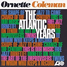 Best ornette coleman the atlantic years Reviews