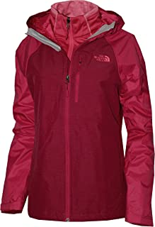 The North Face Women's Cinder Triclimate 3 in 1 Jacket Cerise Pink (Small)