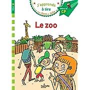 Sami et Julie CP Niveau 2 : le zoo,