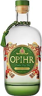 Opihr Arabian Edition 2 of 3 London Dry Gin - ungewohnt frisch dank schwarzer Zitronen - intensiver und sehr würziger Premium Gin, inspiriert von der antiken Gewürzstraße Gin, 1 x 0.7l