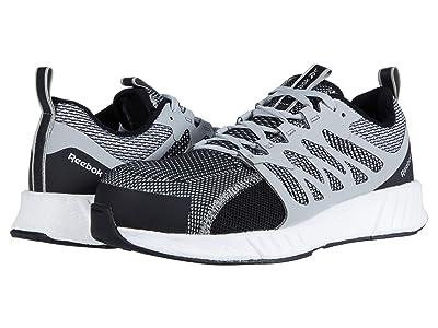 Reebok Work Fusion Flexweave Cage Composite Toe (Gray) Men