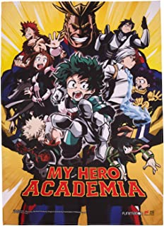 My Hero Academia Key Art Fabric Poster UA Academy