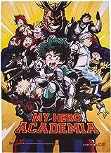 My Hero Academia Key Art Fabric Poster UA Academy