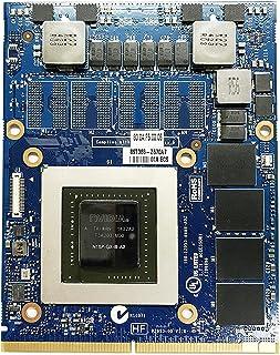 2GB グラフィックス ボード ビデオ カードの交換、モデル: NVIDIA GeForce GTX 860M、for Alienware M15X M17X R2 R4 R5 M18 R1 R2 ラップトップ用 Dell HP モバイル ワー...