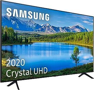 """Samsung Crystal UHD 2020 43TU7095 - Smart TV de 43"""" con Resolución 4K, HDR 10+, Crystal Display, Procesador 4K, PurColor, Sonido Inteligente, Función One Remote Control y Compatible Asistentes de Voz"""