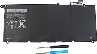 7.4V 52WH JD25G Laptop Battery for Dell XPS 13-9343 13-9350 0JD25G JHXPY 0JHXPY 0DRRP 00DRRP 0N7T6 00N7T6 5K9CP 05K9CP 90V7W 090V7W DIN02 0DIN02 12 Months Warranty-[Flyten]