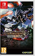 Monster Hunter Generations Ultimate (Nintendo Switch) Nintendo Switch by Capcom