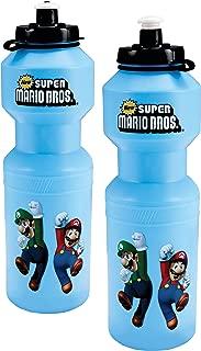 Best mario water bottle Reviews