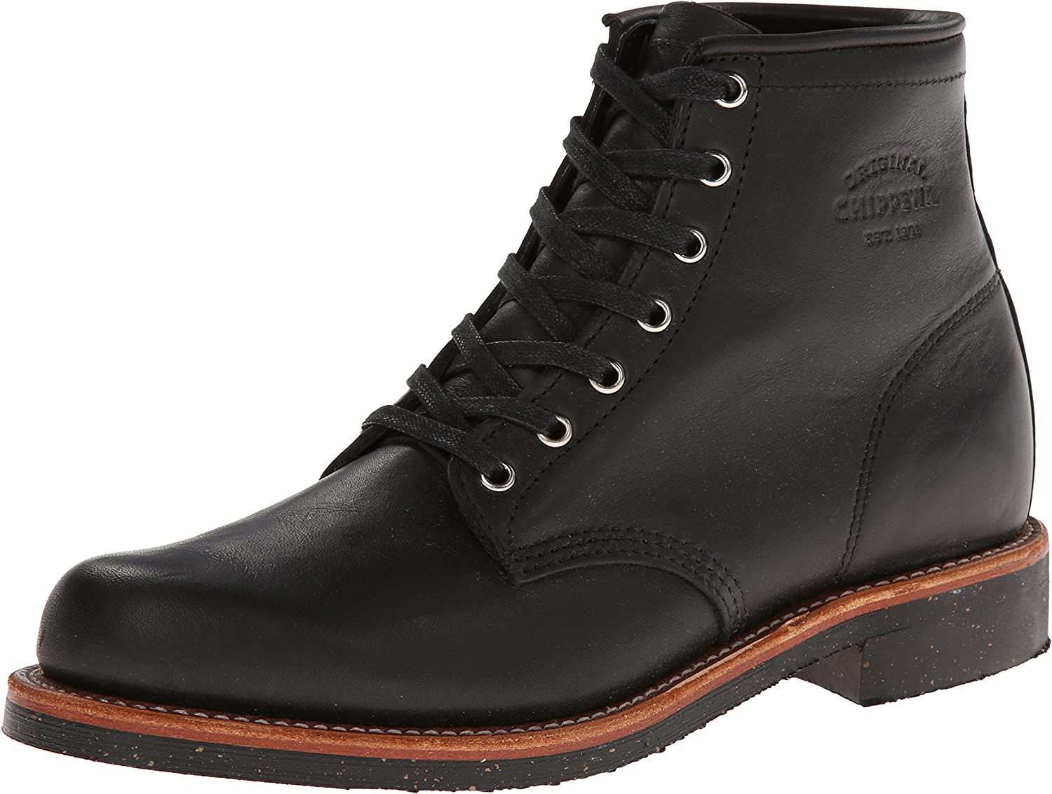 Original Chippewa Collection Men's Boot Baltimore Mall Utility 6-Inch Service Factory outlet
