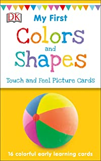 My First Touch and Feel Picture Cards: Colors and Shapes (My 1st T&F Picture Cards)