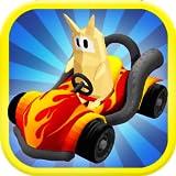 ゴーカートレースゲーム:オールスターレーシングF2P版 - 無料