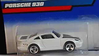 Hot Wheels 2000 White Porsche 930 Collector #125