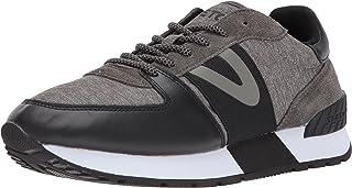 حذاء رياضي للرجال LOYOLA7 من Tretorn، أسود/رمادي، 9 M US