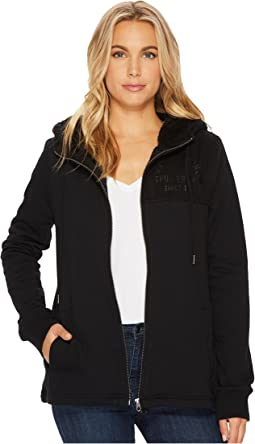 Volcom - Blacked Out Zip