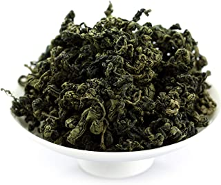 GOARTEA 500g (17.6 Oz Premium Organic Seven Leaf Jiao Gu Lan Jiaogulan Flower Gynostemma Chinese Herbal GREEN TEA