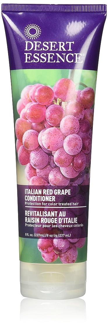 圧縮された評価回転Desert Essence, Italian Red Grape Conditioner 8 oz