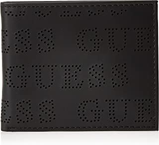 Guess Mens Global Passcase Wallet