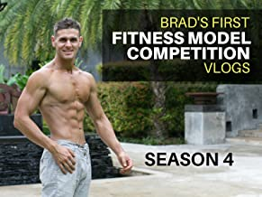 Brad's First Fitness Model Competition Vlogs