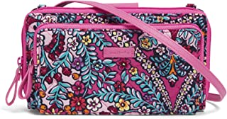 Vera Bradley Iconic Deluxe All Together Crossbody, Signature Cotton