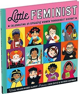 Little Feminist Picture Book (Inspiring Children's Books, Feminist Books for Kids, Children's Social Activists Biographies)