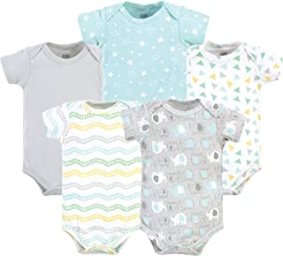 Luvable Friends Baby Bodysuit (Pack of 5)
